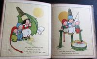 1910 1st Edition Mabel Lucie Attwell Children's Book Peeps Into Picture Land (4 of 5)