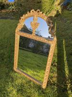 Carved Giltwood Mirror (2 of 4)
