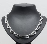 Danish Sterling Silver Necklace by Randers Silver (4 of 5)