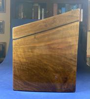 Victorian Walnut Stationary Box (5 of 15)