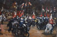 Horses on Parade by Diana Perowne (3 of 6)