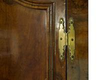 Geo III Style Walnut Corner Cabinet (3 of 5)