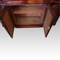 Victorian Mahogany Breakfront Sideboard (5 of 9)