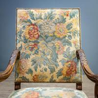 Pair of Carved Armchairs (3 of 8)