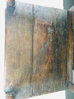 Rare English Charles II Oak Wainscot Armchair Likely to be from Battle Abbey c.1660-1685 (20 of 20)