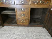 Neat 18th Century Oak Dresser (3 of 10)