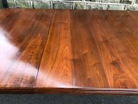 Antique Walnut Wind Out Extending Dining Table (7 of 13)
