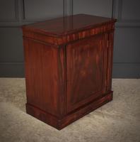 Figured Mahogany Side Cabinet (8 of 10)