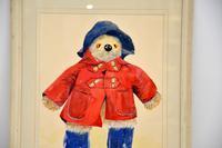 Vintage Paddington Bear Original Watercolour Painting (3 of 8)