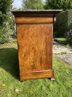 Louis Philippe Commode in Burr Walnut (6 of 7)