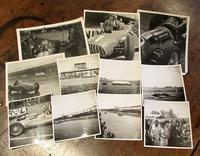 Huge Collection of 162 Original  1930's & 40's Grand  Prix  Racing Photographs (5 of 11)