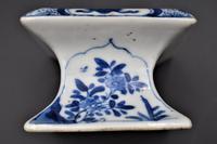 Chinese Porcelain Table Salt Pot - Kangxi (4 of 6)