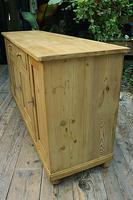Big! Old 2m Pine Dresser Base / Sideboard / Cupboard / TV Stand - We Deliver! (5 of 13)