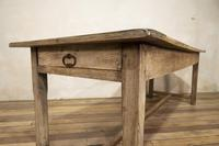 Early 20th Century French Painted Refectory Table (14 of 14)
