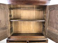 Early 19th Century Welsh Oak Press Cupboard (5 of 15)