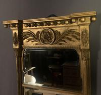 Substantial Size Regency Period Giltwood Pier Mirror (3 of 8)