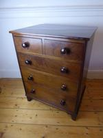 Small 19th Century Chest of Drawers (5 of 5)