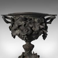 Antique Serving Cup, Continental, Bronze, Goblet, 18th Century, Georgian c.1800 (8 of 12)