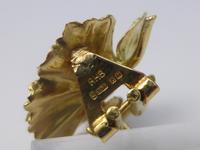 18ct Gold  Pearl Earrings (5 of 7)
