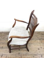 Antique 19th Century Spindle Back Chair (6 of 13)