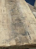 Superb Very Rustic French Oak Bleached Oak Farmhouse Dining Table (10 of 32)