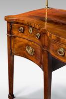 George III Period Serpentine Sideboard (4 of 8)