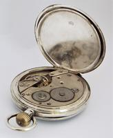 1919 Silver Cyma Pocket Watch (3 of 5)