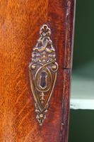 Georgian Oak Bow Front Corner Cupboard (11 of 13)