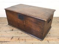 Antique Elm Blanket Box (9 of 10)