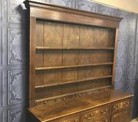 Georgian Period Oak Welsh Dresser (16 of 25)