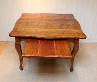 French Cherry Wood Extending Table (9 of 10)
