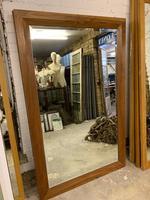 Walnut Wall Mirror