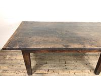 Early 19th Century Oak Kitchen Table (9 of 12)