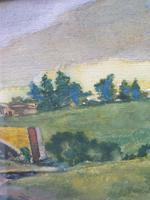Watercolour Bourthwick  Castle Scotland, A B Moffat (9 of 10)
