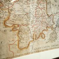 Robert Morden Worcester Map (6 of 6)