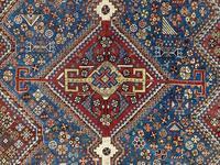 Antique Qashqai Rug (11 of 14)