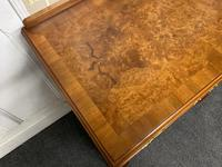 Queen Anne Burr Walnut Chest of 4 Drawers (7 of 12)