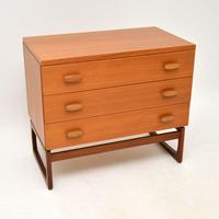 G Plan Teak Quadrille Chest of Drawers Vintage 1960's (2 of 11)