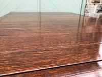 Antique Oak Extending Dining Table (4 of 10)