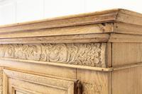17th Century Flemish Bleached Oak Cabinet (4 of 13)