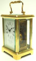 Fine Antique French 8-day Carriage Clock Timepiece by Drew & Sons London (6 of 11)