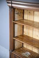 Antique Mahogany Bookcase (9 of 10)