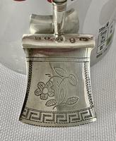 Georgian Silver Caddy Spoon - Birmingham 1808 (2 of 6)