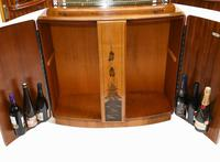 Art Deco Drinks Cabinet Chinoiserie Vintage Cocktail 1930 (11 of 18)