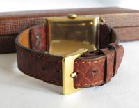 Gents 9ct Gold Rotary Wrist Watch, 1930 (3 of 6)