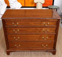 Chest of Drawers Victorian Mahogany 19th Century Straightedge (2 of 9)