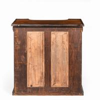 Pair of Regency Brass Inlaid Rosewood Side Cabinets (12 of 17)
