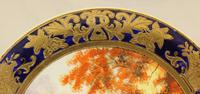 Wonderful Noritake Cabinet Plate (5 of 7)