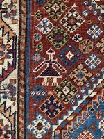 Antique Qashqai Rug (12 of 14)
