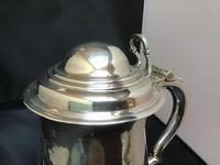 George II Solid Silver Tankard (7 of 10)